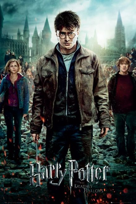 Harry Potter 7 61x91,5cm Poster